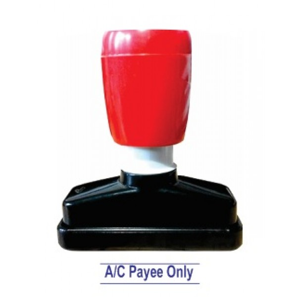 A/c Payee Only Pre Ink Stamp